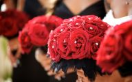 Red And Black Flower Arrangements  3 Cool Wallpaper