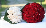 Red Flower Bouquet  1 Hd Wallpaper