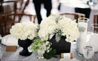 White Flowers Centerpieces  21 Free Wallpaper
