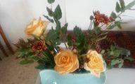 Yellow Rose Flower Arrangements  30 Widescreen Wallpaper