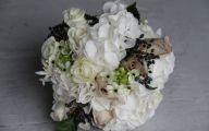 Black Flowers Bouquet 21 Desktop Background