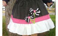 Black Flowers Skirt 10 Widescreen Wallpaper