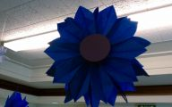 Blue Flowers Bag Decoration 19 Widescreen Wallpaper