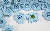 Blue Flowers Bag Decoration 27 Cool Hd Wallpaper