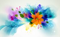 Flower Wallpaper 3D 24 Hd Wallpaper