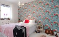 Flower Wallpaper Bedroom 45 Desktop Wallpaper