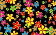Flower Wallpaper Decoration 12 Background
