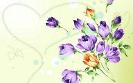Flower Wallpaper Decoration 24 Background
