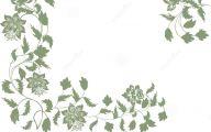 Green Flowers Decorations 6 Free Wallpaper