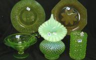 Green Flowers Flower Vase 19 Free Wallpaper
