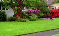 Green Flowers Home Garden 11 Widescreen Wallpaper