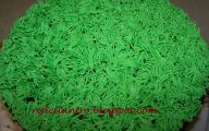 Green Flowers Icing 24 Free Hd Wallpaper
