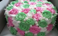 Green Flowers Icing 33 Free Wallpaper