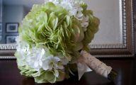 Green Wedding Flowers 10 Background