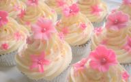Pink Flowers Cake Icing 33 High Resolution Wallpaper