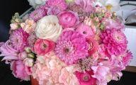 Pink Flowers Floral Dress 36 Widescreen Wallpaper