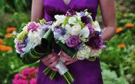 Purple Flowers Arrangement 11 Free Hd Wallpaper