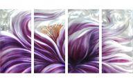 Purple Flowers Flower Decoration 18 Background Wallpaper