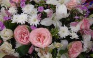 Purple Flowers In Funeral 22 Free Hd Wallpaper