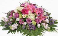 Purple Flowers In Funeral 9 Cool Wallpaper