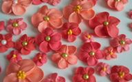 Red Flowers Icing On The Cake 23 Hd Wallpaper