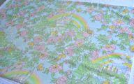 Red Flowers In Castle 11 Hd Wallpaper