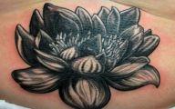 Tattoo Black Flowers 14 Free Hd Wallpaper