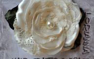 White Flowers Pin Dress 16 Hd Wallpaper