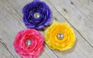 Yellow Flowers Hair Clip 20 Wide Wallpaper