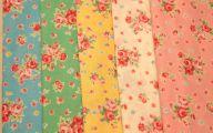 Yellow Flowers In Fabric 40 Hd Wallpaper