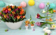 Easter Flower 11 Desktop Background