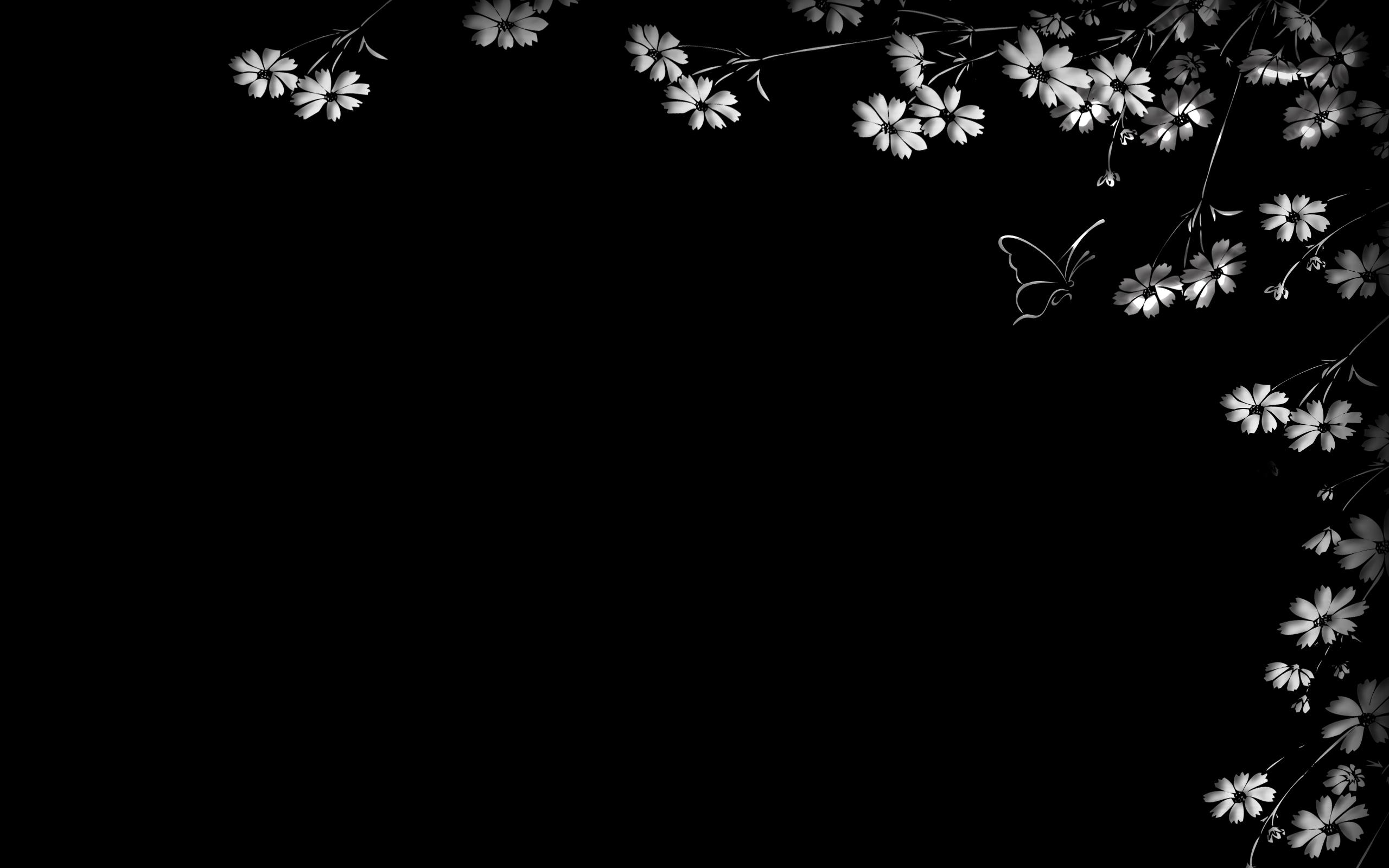 Black Flowers Lyrics 5 Wide Wallpaper Hdflowerwallpaper