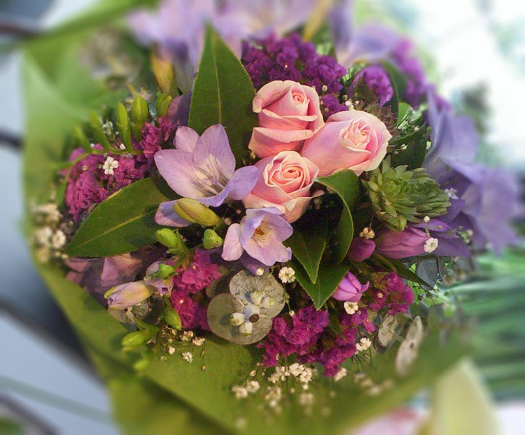 mon Pink Flowers 36 Background HdFlowerWallpaper