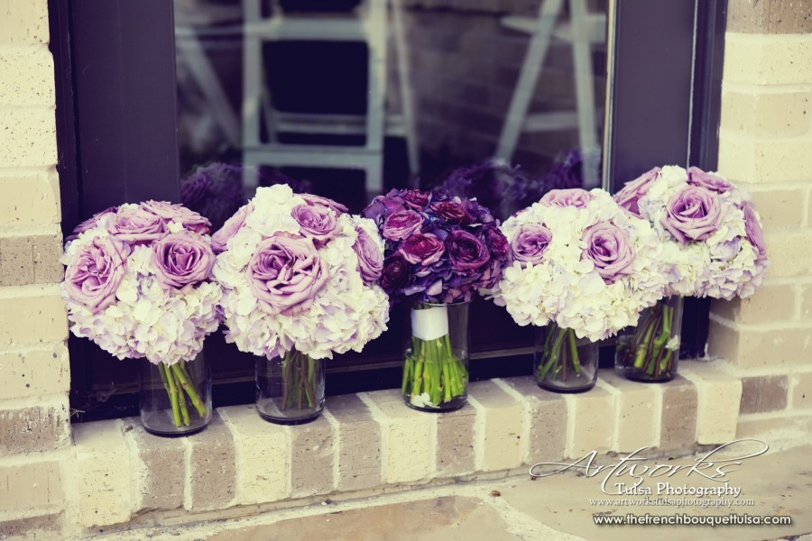 Purple Flowers Bridal Bouquet 14 Desktop Wallpaper ...