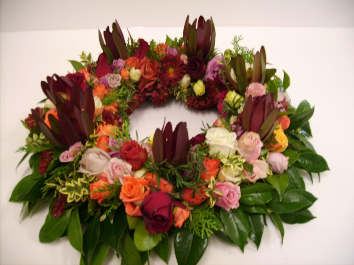 White Flowers At Funeral 2 Free Hd Wallpaper Hdflowerwallpaper