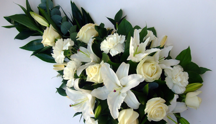White Flowers For Funeral 19 Background ...