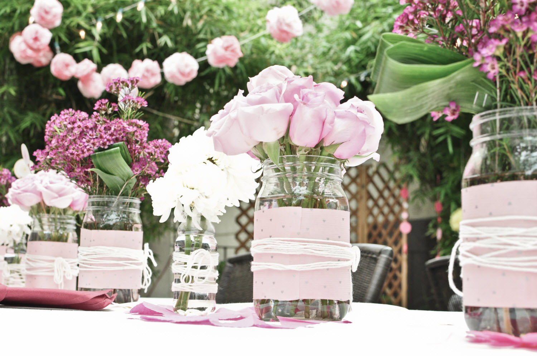 Pink Flowers Centerpieces 14 Free Hd Wallpaper Hdflowerwallpaper