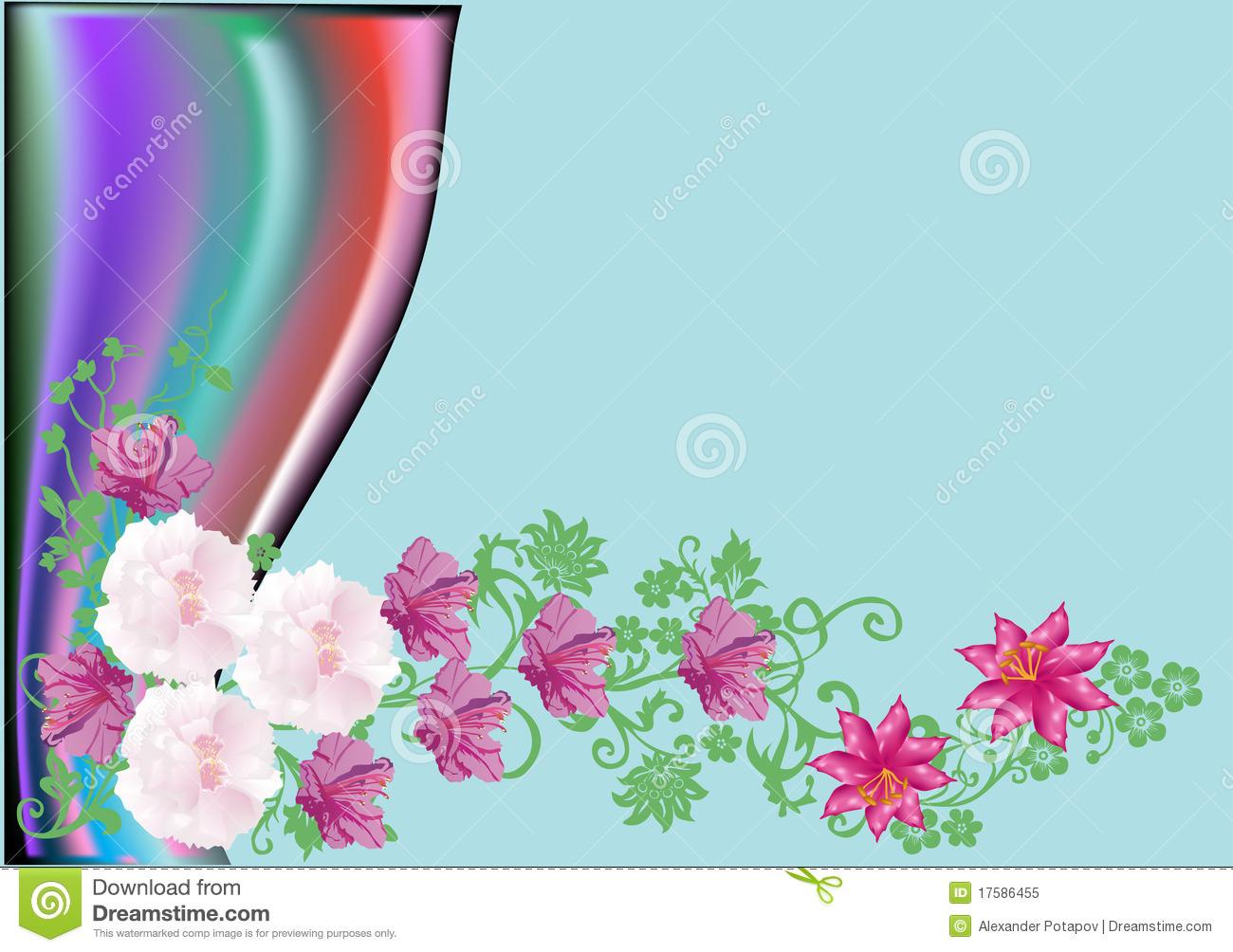 Pink Flowers Decoration  29 Hd Wallpaper