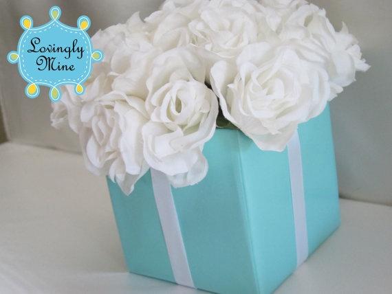 Tiffany Blue Flowers Arrangements Flowers Healthy