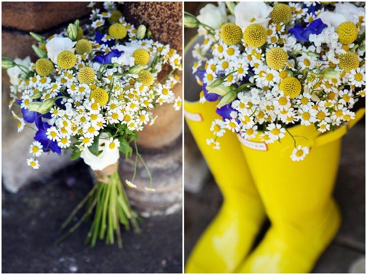 Blue yellow flowers wedding 4 wide wallpaper hdflowerwallpaper blue yellow flowers wedding widescreen wallpaper mightylinksfo