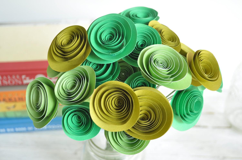 Green Flowers In Bouquet 17 Cool Hd Wallpaper Hdflowerwallpaper