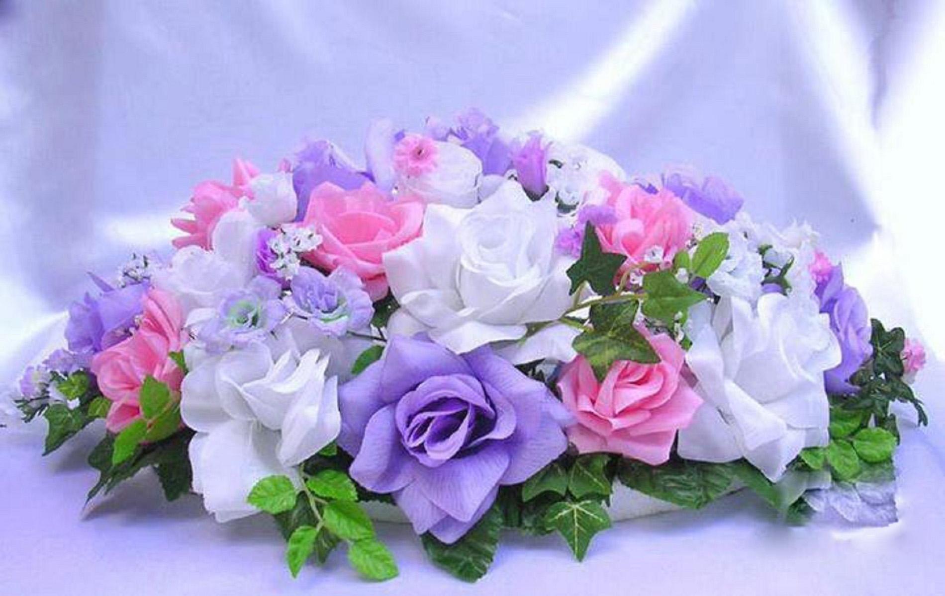 Purple Flowers For Bouquets 10 Desktop Background ...
