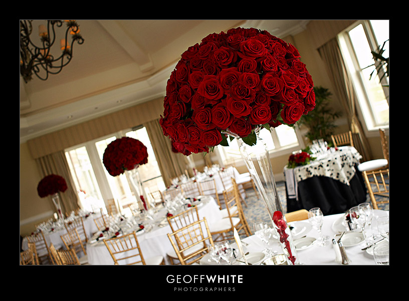 Red Flowers For Wedding Centerpieces 15 Background Wallpaper