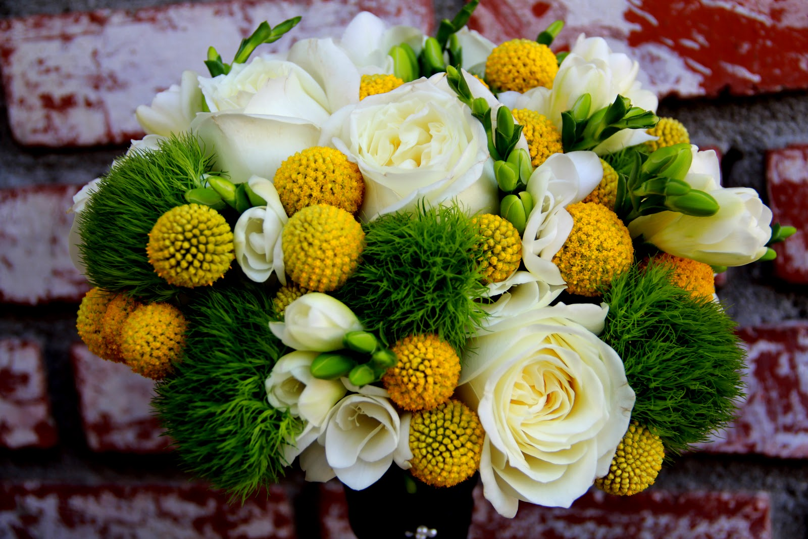 Yellow Flowers For Bridal Bouquets 2 Hd Wallpaper ...