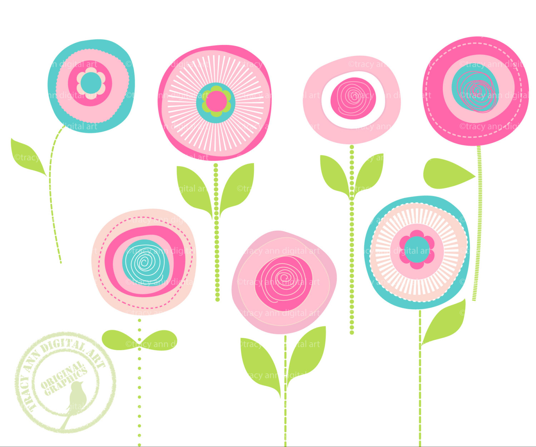 Black Flower Clip Art 17 Desktop Wallpaper Hdflowerwallpaper