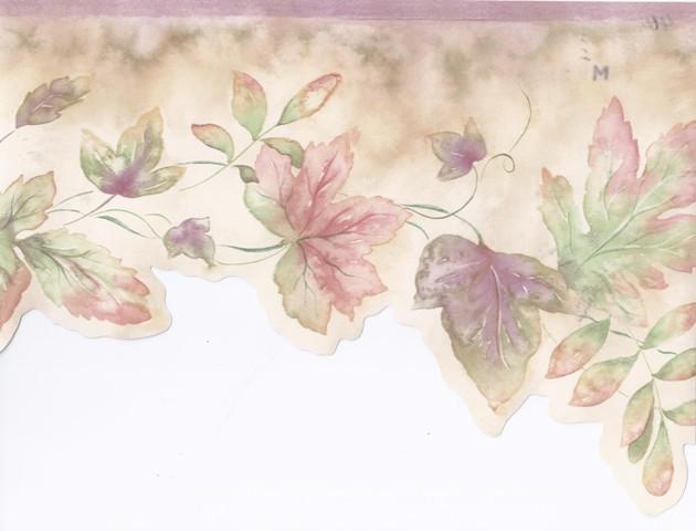 flower wallpaper floral border - photo #21