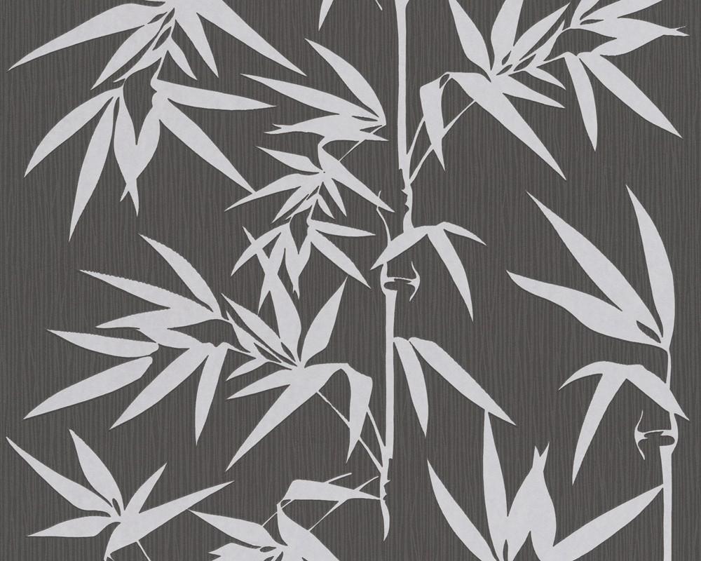 Gray And White Flower Wallpaper 12 Background Hdflowerwallpaper