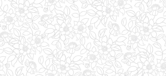 Gray and white flower wallpaper 16 cool hd wallpaper for Grey and white wallpaper