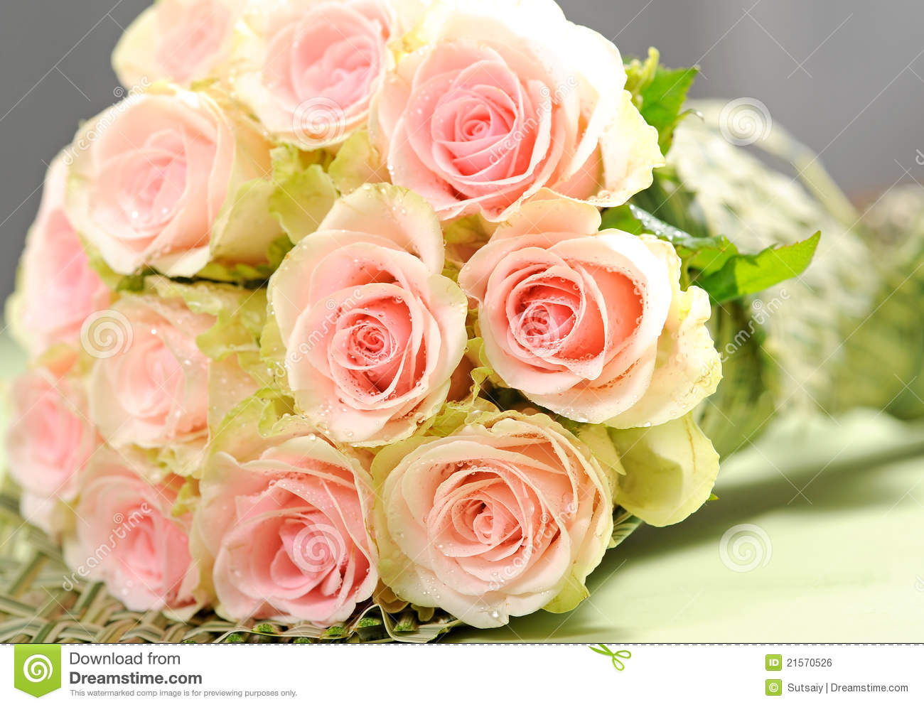 Pink And Yellow Rose Wedding Flowers 24 Hd Wallpaper