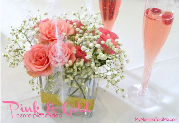 pink flower arrangements for baby shower  high resolution, Natural flower